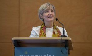 Ministra confiante de que profissionais da Saúde entenderão OE2022 após debate aprofundado