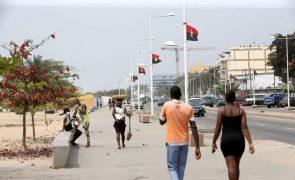 Covid-19: Angola registou 242 novas infeções e três óbitos nas últimas 24 horas