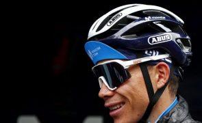 Ciclista colombiano Miguel Angel Lopez regressa à Astana