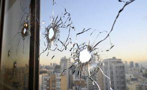 UE apela a contenção da violência no Líbano após ataque contra manifestantes