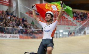 Portugal com quatro ciclistas nos Mundiais de pista