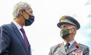 Ministro da Defesa diz que relações entre tutela e FA funcionam com