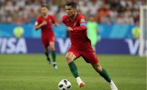 Sempre em busca de desafios, Cristiano Ronaldo tem um objetivo arrojado com Portugal