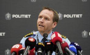 Investigação de ataque com arco e flecha na Noruega privilegia tese de doença