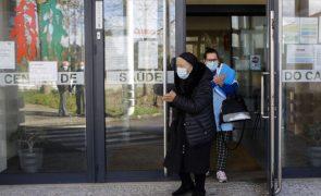 Covid-19: Incidência de novas infeções nos mais idosos com tendência crescente em Portugal