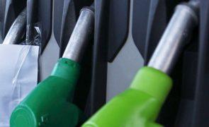 Crise/Energia: ISP desce hoje 2 cêntimos por litro na gasolina e 1 cêntimo no gasóleo