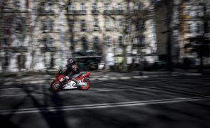 Motociclistas unem-se em várias cidades do país para protestar contra inspeções