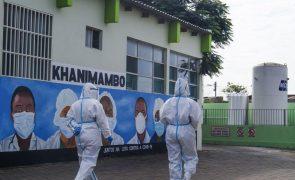 Covid-19: Moçambique sem óbitos e com 17 novos casos