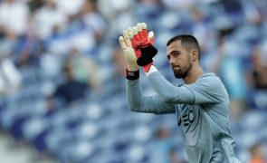 Guarda-redes Diogo Costa renova com o FC Porto até 2026