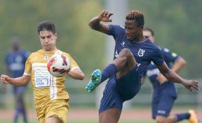 Golo de Ndour ao minuto 120 conduz Belenenses SAD à quarta eliminatória da Taça
