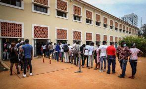 Covid-19: Angola com mais 183 casos, duas mortes e 33 recuperações
