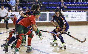 Espanha bate Portugal e sagra-se campeã europeia de hóquei em patins feminino