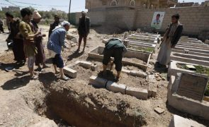 Coligação militar reivindica a morte de mais 165 houthis no Iémen