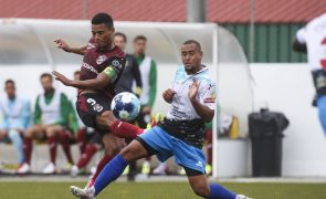 Paços de Ferreira vence no Estreito e está na quarta eliminatória da Taça de Portugal