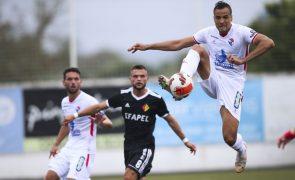 Gil Vicente goleia Condeixa e segue em frente na Taça de Portugal