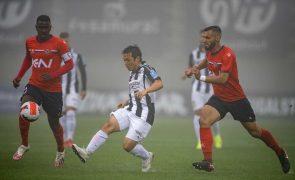 Portimonense vence Oliveirense nos penáltis após empate 3-3 no prolongamento