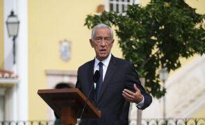 Cabo Verde/Eleições: Marcelo felicita José Maria Neves e está certo de que se manterão