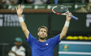 Tenista britânico Cameron Norrie vence torneio de Indian Wells