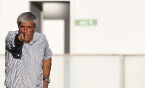 Moçambique afasta selecionador português de futebol Horácio Gonçalves
