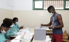 Cabo Verde/Eleições: Mais votos em branco do que em cinco dos sete candidatos presidenciais