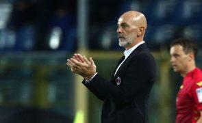 LC: Treinador do AC Milan diz que jogos com FC Porto