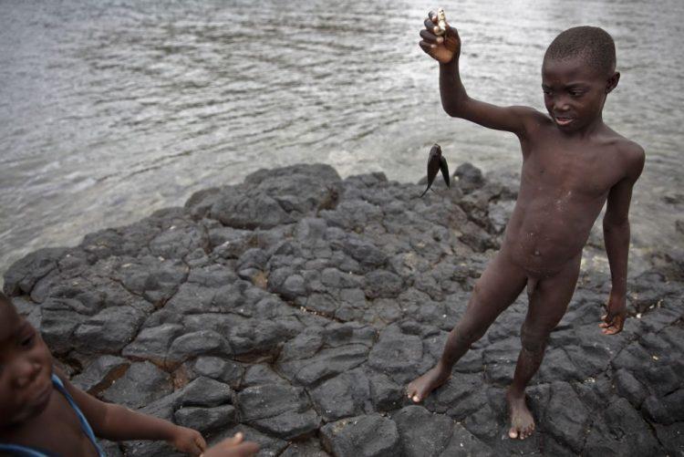 Países pobres podem ficar sem peixe para comer em 2050, diz relatório da WWF