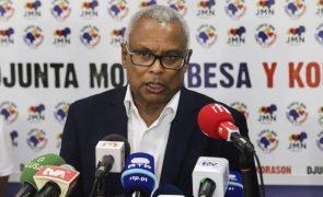 Cabo Verde/Eleições: PR da Guiné-Bissau felicita José Maria Neves e realça