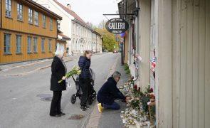 Vítimas do ataque na Noruega mortas com facadas e não com arco e flecha