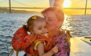 Mel Jordão reage com emoção à morte prematura da mãe
