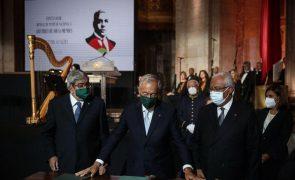 Portugal curva-se perante personalidade moral de Aristides