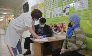 Covid-19: Europa de Leste com recordes de casos e pouca vacinação