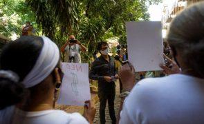 ONG denuncia estratégia brutal de repressão do Governo cubano após protestos de julho