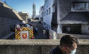 Hospital CUF Descobertas em Lisboa retoma normal funcionamento após incêndio à exceção da Radioterapia