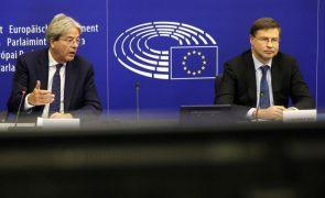 Bruxelas realça desafio de reduzir dívida e estimular investimento em simultâneo