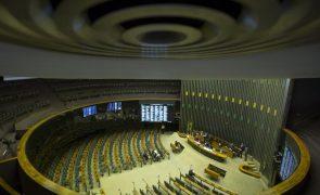 Covid-19: Câmara dos Deputados do Brasil anuncia regresso dos trabalhos presenciais