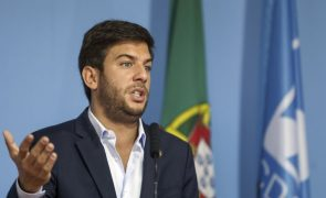 OE2022: Líder do CDS acusa partidos à esquerda do PS de