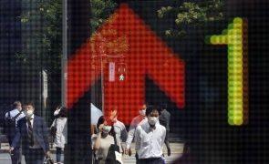 Bolsa de Tóquio abre a ganhar 0,85%