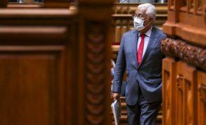 Crise/Energia: Costa quer União Europeia a rever mecanismo de formação de preços