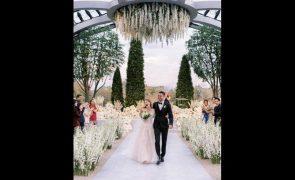Jennifer Gates As fotos do casamento da filha de Bill Gates que custou 2 milhões de euros