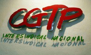 CGTP propõe manifestação nacional a realizar dia 20 de novembro