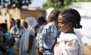 Etiópia: Capital de Tigray alvo de novos ataques aéreos