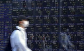 Bolsa de Tóquio abre a perder 0,47%