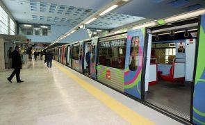 Detidos três suspeitos da morte de jovem no metro das Laranjeiras em Lisboa