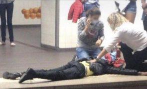 Suspeitos de morte à facada no metro de Lisboa ficam em prisão preventiva