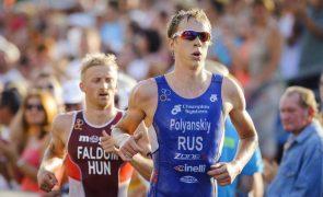 Triatleta russo Igor Polyanskiy suspenso três anos por doping