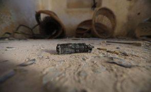 Polícia desativa granada encontrada por crianças em Moçambique