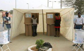 Logística para autárquicas em Angola só a partir de setembro de 2022 - Governo