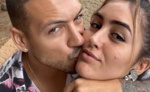 Zena Pacheco e André Abrantes Mais uma voltinha, mais um procedimento estético! Eis o resultado final do casal