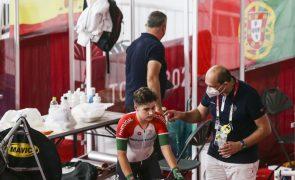 Maria Martins quinta no concurso do omnium dos Mundiais de ciclismo de pista