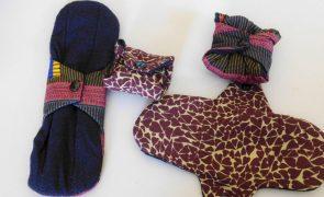 ONG cabo-verdiana quer produzir pensos higiénicos reutilizáveis para travar abandono escolar